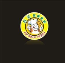 富盈披萨标志图片