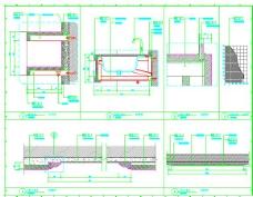 厨房设计施工图