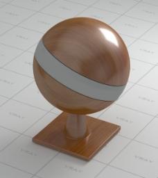 3d模型木纹材质球