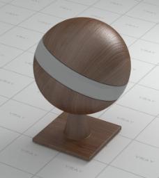 木纹材质球模型素材