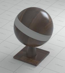 木地板素材材质球