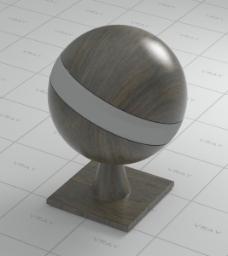 木纹材质球模型