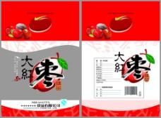 大红枣包装