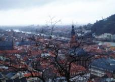 德国小镇风光图片