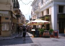 希腊 首都 雅典图片
