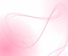 粉色背景动感线条图片