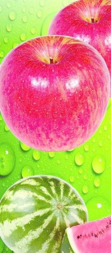 苹果西瓜图片