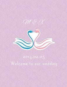 欧式婚礼背景图片