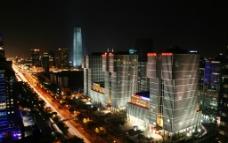 北京 夜景 一角图片