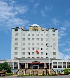 吉安海关大楼图片