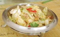 干锅白菜图片