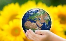 呵护地球环境