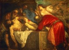 耶稣之死图片