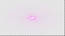 透明镜头光晕素材