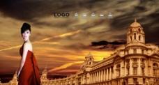 歐式建筑圖片
