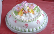 生日蛋糕 l老寿星图片