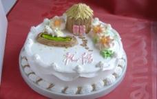 生日蛋糕 生肖 猪图片