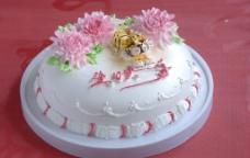 生日蛋糕 生肖 虎图片