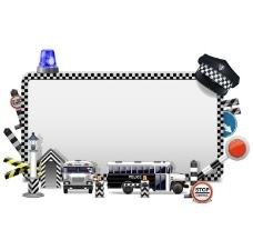 警察ICON图标图片