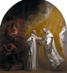 勃艮弟的圣徙图片