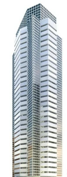 高楼模型下载图片