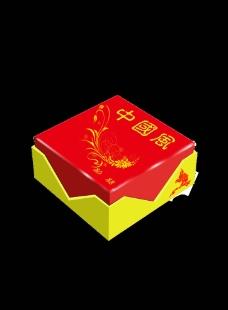 中国风大礼盒包装图片