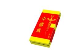 中国风礼盒包装图片