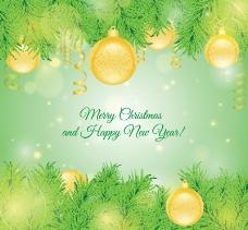 圣诞节海报设计背景图片