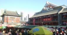 天津古街图片