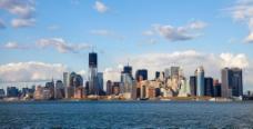 繁华城市大都市风光图片