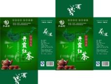 丹顶红茶图片
