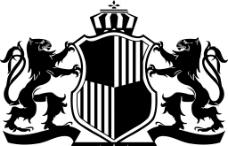双虎标志图片