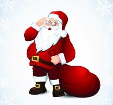 圣诞老人 卡图片