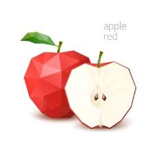 苹果水果设计图片