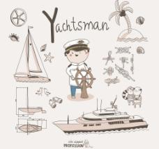 帆船运动爱好者图片