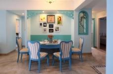 地中海餐厅设计