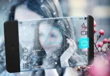 概念手机图片