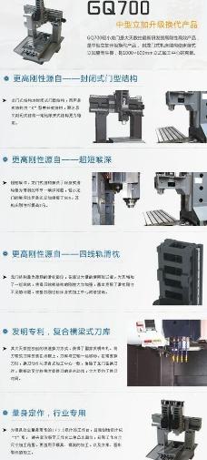 gq700机床产品图片