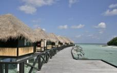 马尔代夫 天堂岛 度假村图片