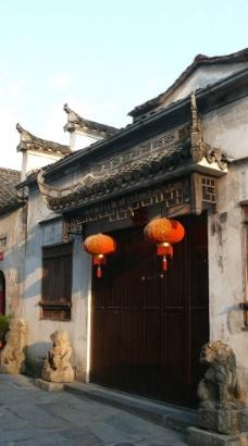 古建筑门面图片
