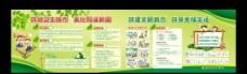 创建卫生城市 宣传栏图片