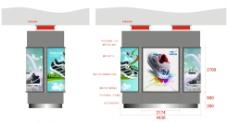 广场立柱效果图图片