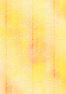 黄色条雪花条形底纹花纹素材