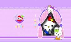 KT猫本本图片