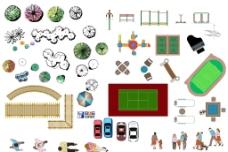 平面PSD素材图片