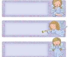 小天使图片