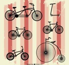各式单车图片