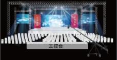 舞台效果图片