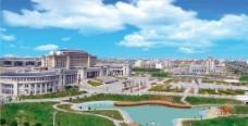 沾化行政大楼图片