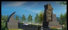 景区设计图图片